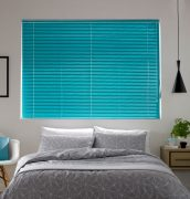 Madiba-Teal-Closed - Venetian Blinds
