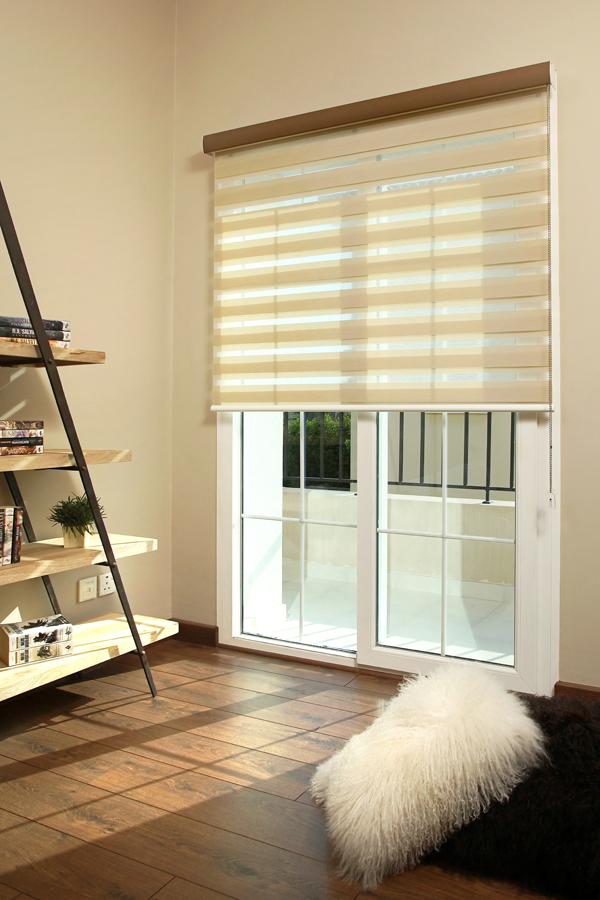 Duplex Blinds Available In Dubai Rimini Blinds