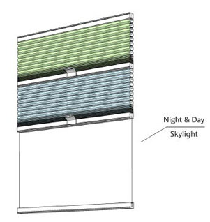 Night & Day - Skylight