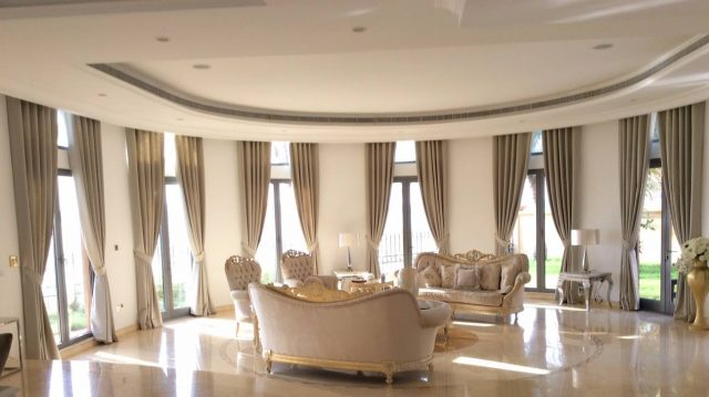 Curtains and Plantation Shutters