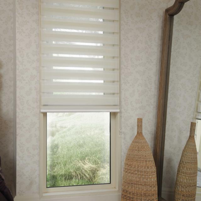 Frida Ice duplex blinds