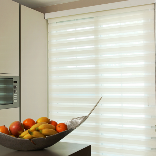 Frida Oyster duplex blinds