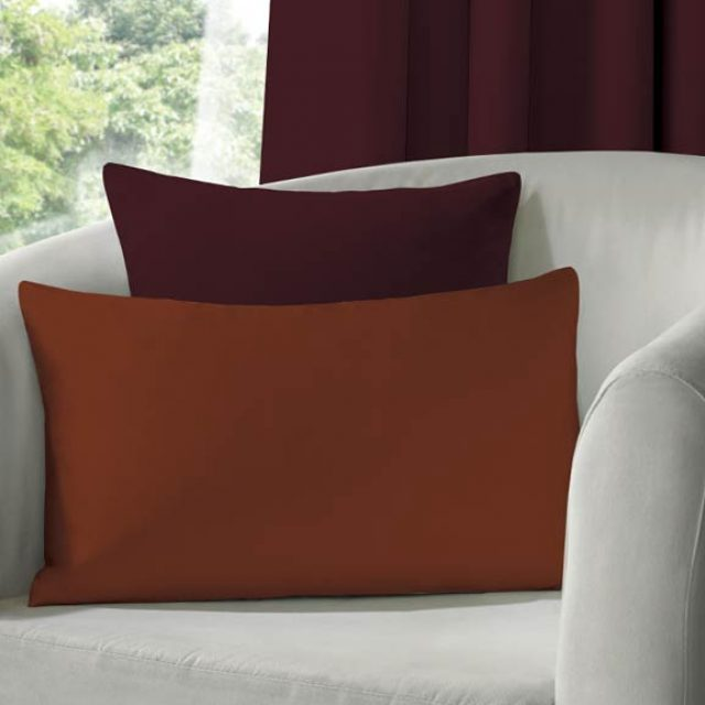 Silky Wine & Silky Spice Cushion