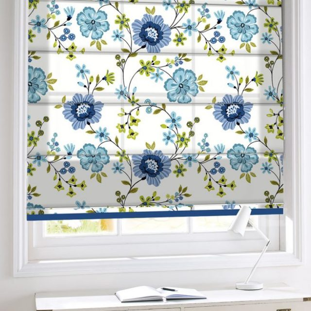 Eden Sky romex blinds