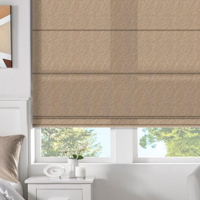Lerida Latte romex blinds