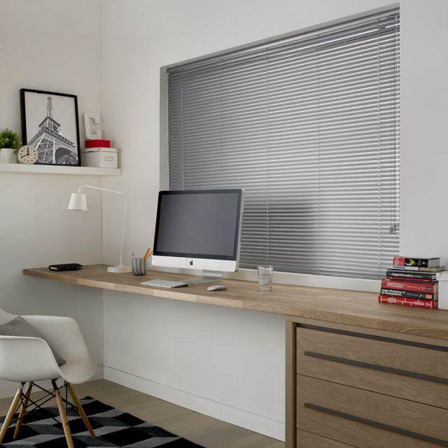 Madiba Platinum aluminium venetian blinds
