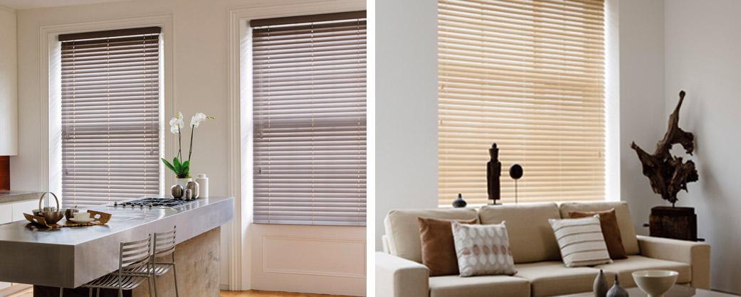 wooden blinds Dubai