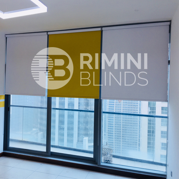 Blinds in Jumairah Lake Towers(JLT)