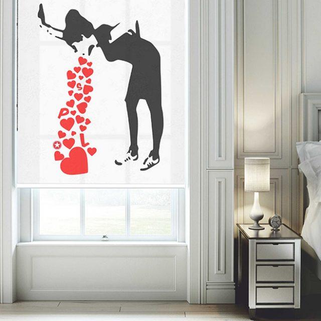 Banksy Love Sick