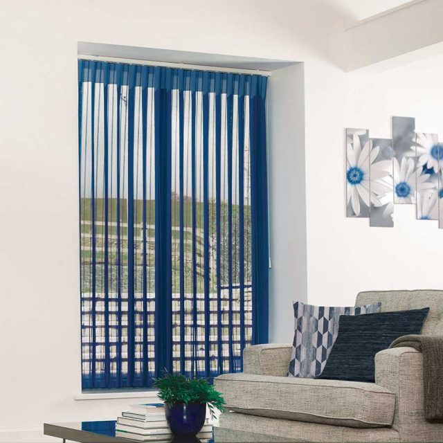 Stripe-Royal-Blue-Vertex-Blind